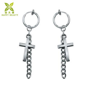 China Fashion Cross Earring China Fashion Cross Earring