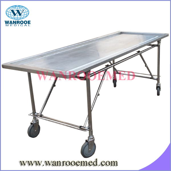 GA204 Folding Operating Table for embalming