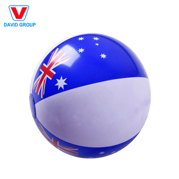 Promotional Wholesale Logo Customized Printed Beach Ball With Logo