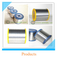 ISO9001 aluminum alloy wire light specific gravity made by Helton