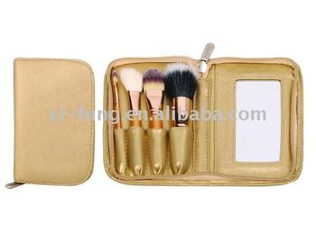 Travel 4 Pieces Makeup Brush Set