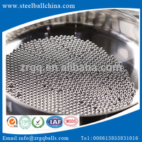 Manufacturer Supplier 1/2 &amp quot carbon steel ball With Good Service