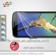 Direct factory price- anti-bacteria PET material for samsung galaxy young s3610 screen protector