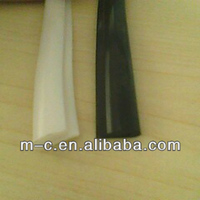 Plastic Buckle strip for pvc ceiling film harpoon
