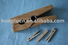 China Supplier Different Sizes Mini Wooden Clothes Pegs