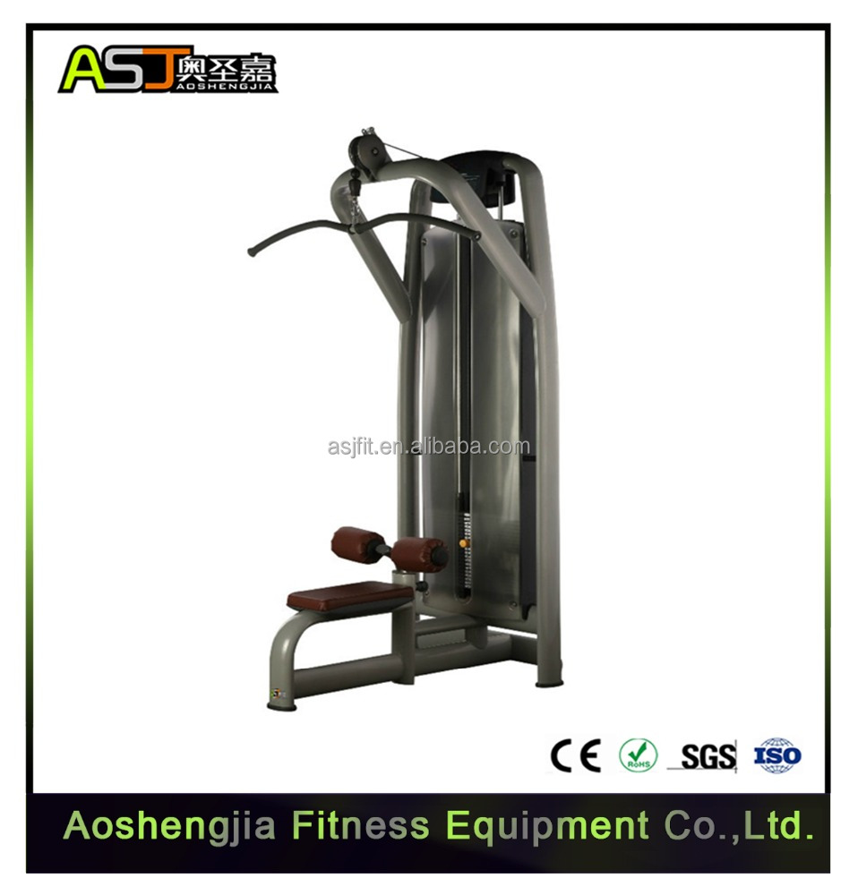Bodybuilding Machine/Gym Equipment/Lat Pulldown for Fitness Club/ASJ A013