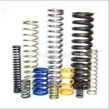 Custom colored large or small compression spring