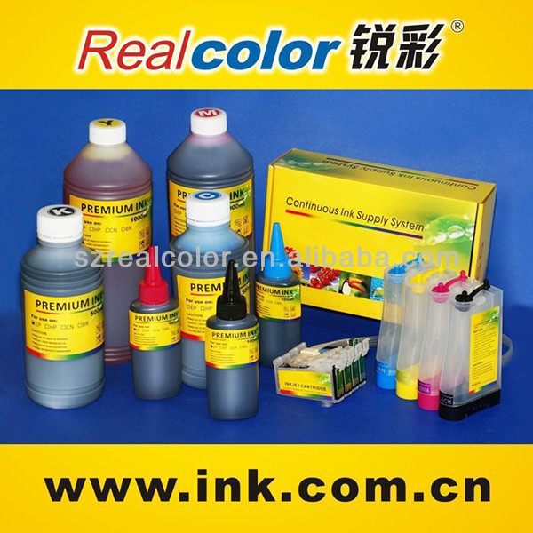 Best offer inkjet printer dye ink for Canon/Hp/Brother/Epson