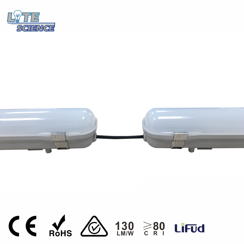 China factory price! ip65 tri-proof led light of water-proof,dus-prooft,explosion-proof lighting fixture with CE,SAA.<strong>C</strong>-tick