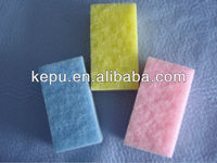 Multi Color Sponge Scouring Pads (KP-115)