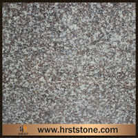 Chinese bainbrook brown G664 granite wholesale