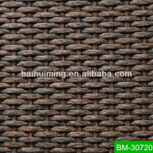 Envrionment Friendly Outdoor Rattan PE Wicker Furniture Making Material BM-30720