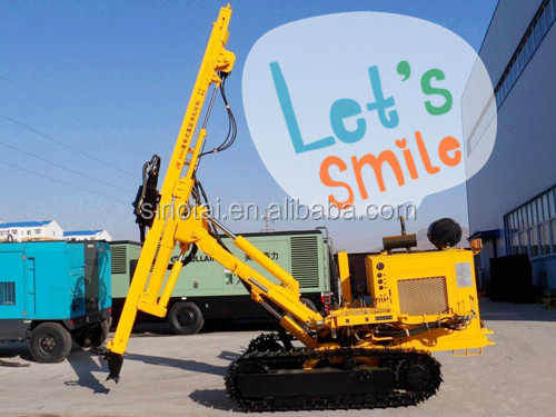 China supplier!! 222 crawler type hydraulic down hole drill with high quality
