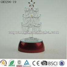 factory supplier wholesale decorative glass led palm tree light
