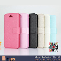 Easy use hot selling phone cover with wallet case for iphone 5