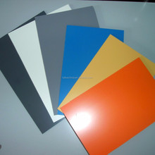 Decorative Color Coated PVC Plastic Sheet For Curtain Wall (PVC1020)