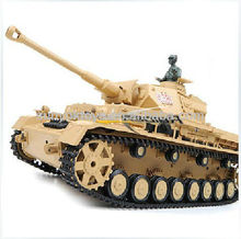 HengLong 3859-1 1:16 Panzer IV F2 Airsoft RC Battle Tank RTR w/ Smoke, Sound and Lighting RC Tank