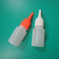 Cyanoacrylate Glue bottle plastic bottle 20ml