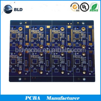 China wireless smart card car charger pcb board