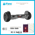 8.5'' fireproof hummer UL2272 camo grey/blue hoverboard,with All-Terrain 800w tire,LG battery,dual independent Gyro.CE,FCC,Rohs