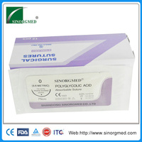 Completely Biodegradable Plastic Polycaprolactone Surgical Sutures