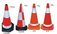 Alibaba china New products Road Safety Security Foldable PVC Collapsible Used Traffic Cone