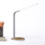 Touch switch control brightness adjustable LED office lamp with USB for mobile charging