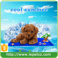 Pressure Activated Self Cooling Chill Comfort Waterproof pet cool mat cooling pad