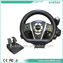 bluetooth game steering wheel, racing game steering wheel
