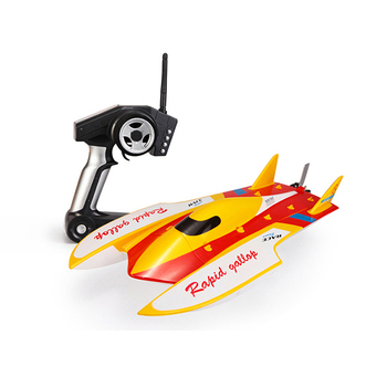 New arrival WLtoys RC boat WL913 two-way 2.4G brushless rc boat