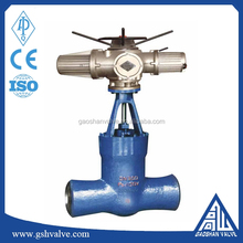 High Pressure Butt Welding Gate Valve For Power Station