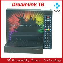 Dreamlink T6 Satellite Receiver DL-300 HD module FTA Receiver IPTV for North America