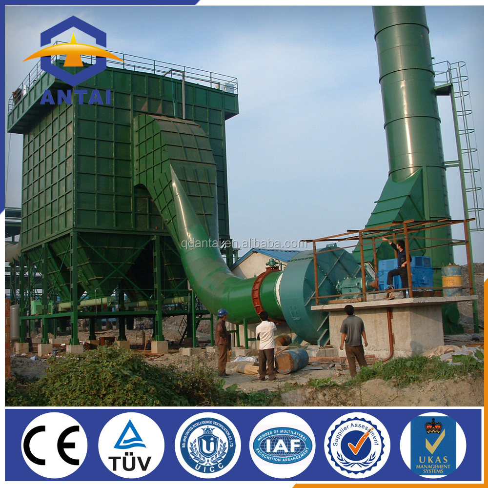 made in china filter bag for cupola furnace dust collector