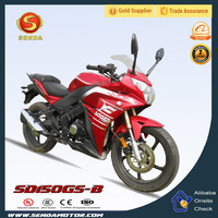 New Style 150cc Racing Motorcycle Best-selling in South America HyperBiz SD200GS-B