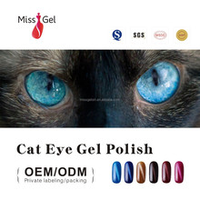 uv/led cat eye nail gel polish manufacturer for uk market