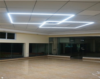 30w 4ft LED ceiling Light replace UL DLC led line with 5years warranty