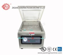 2016 dongfeng Automatic meat Vacuum packer, peanut vacuum bag, food vacuum packing machine