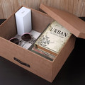 NAHAM hot selling drawer strong cardboard box with lid