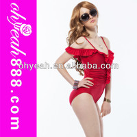 In stock factory price hot sex grils photos swimsuit ladies beautiful sex one piece swimsuit
