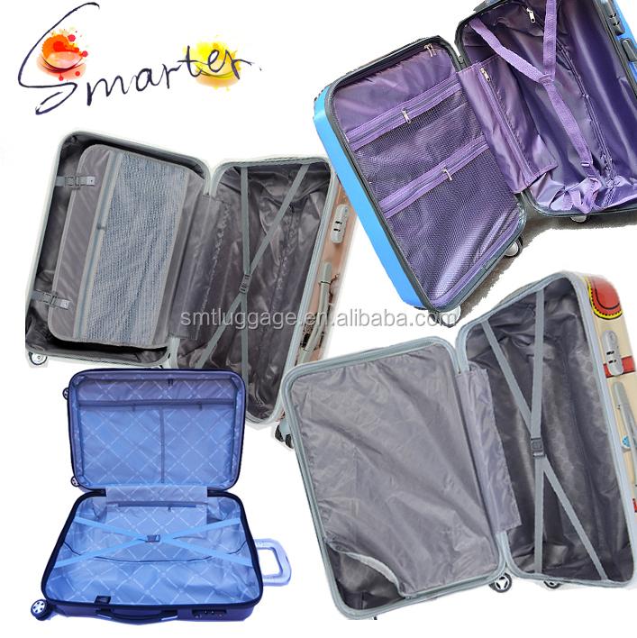 "Polka Dot Classic Travel Bags Luggage Luggage Size 20"", 24"", 28"""