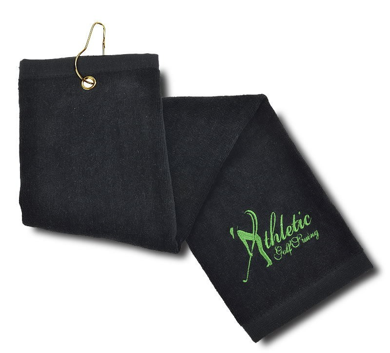China factory wholesale good quality of cotton golf towel buy from alibaba