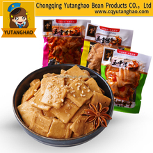 Delicious Various Flavors Chinese Dried Bean Curd for Bulk Sales