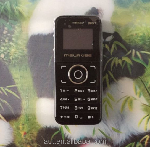 Dual band fast shiping 0.66 inch Single sim melrose mini phone M001