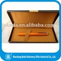 Colourful Metal Roller Ball Pen With Wooden Pen Box