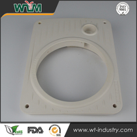 ABS Plastic Injection Mold Making for Ventilator Cover