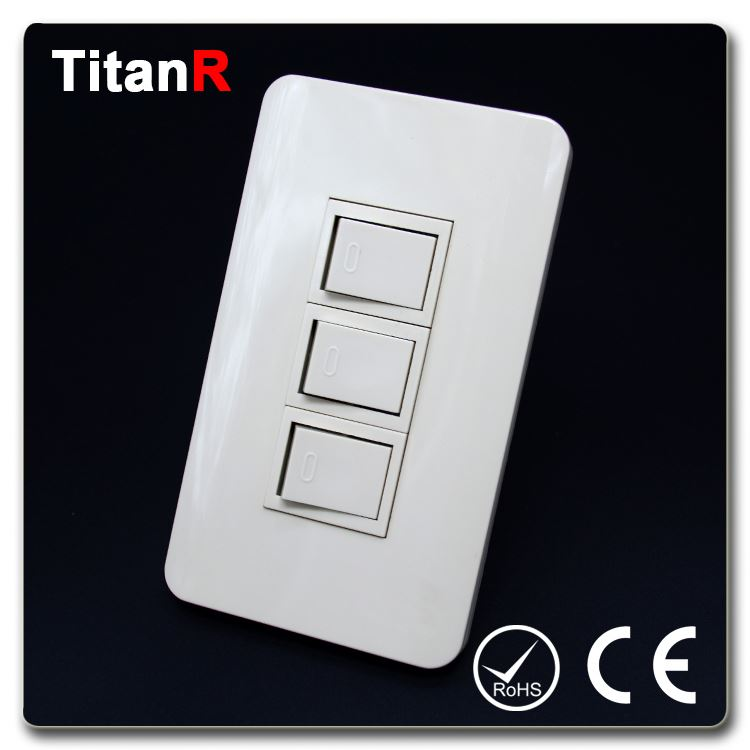 High-quality hot sale of round light switch