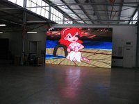 p10 led video display/outdoor stadium screen
