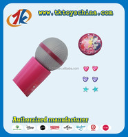 hotsales plastic microphone toy for kids plastic microphone toys