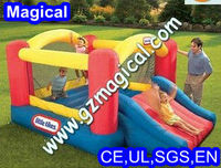 Little Tikes play inflatable structure