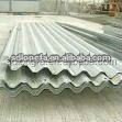 metal roofing tile, Corrugated PVC roofing sheet building materials